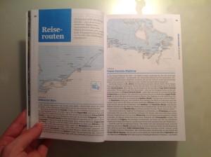 Eindruck Lonely Planet Reiseführer (2)